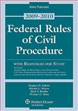 Federal Rules of Civil Procedure, with Resources for Study, 2009-2010, Subrin, Stephen N., 0735579474