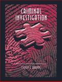 Criminal Investigation 9780205359479