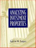 Analyzing Investment Properties 9780137489480