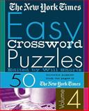 Easy Crossword Puzzles, New York Times Staff, 0312309481