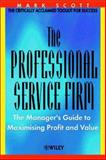The Professional Service Firm 9780471499480