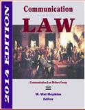 Communication and the Law 2014, Hopkins, Wat, 1885219482