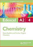 Edexcel A2 Chemistry, George Facer, 0340949481