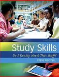 Study Skills : Do I Really Need This Stuff? Plus NEW MyStudentSuccessLab Update -- Access Card Package, Piscitelli, Steve, 0134019482