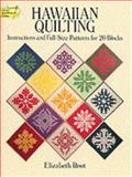 Hawaiian Quilting, Elizabeth Root, 048625948X