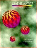 Mathematics, A Good Beginning : Strategies for Teaching Children, Troutman, Andrai P. and Lichtenberg, Betty K., 0534219489