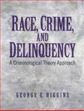 Race, Crime, and Delinquency : A Criminological Theory Approach, Higgins, George E., 0132409488