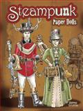Steampunk Paper Dolls, Ramona Szczerba, 0486489485