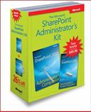 Microsoft® SharePoint® Administrator's Kit, Curry, Ben and English, Bill, 0735659486