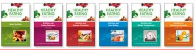 Healthy Eating : A Guide to Nutrition Set, , 0791099482