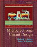 Microelectronic Circuit Design, Jaeger, Richard C. and Blalock, Travis, 0073309486