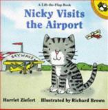 Nicky Visits the Airport, Harriet Ziefert, 0140559485