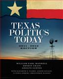Texas Politics Today 2011-2012, Maxwell, William Earl and Crain, Ernest, 0495909483