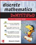 Discrete Mathematics, Krantz, Steven G., 007154948X