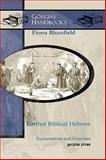 Further Biblical Hebrew, Blumfield, Fiona, 1593339488