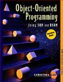 Object-Oriented Programming Using SOM and DSOM, Christina Lau, 0442019483