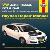 VW Jetta, Rabbit, GI and Golf Automotive Repair Manual, 2005-2011, Haynes, 1563929481