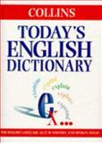 Today's English Dictionary, Collins Publishers Staff, 0003709493