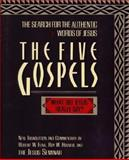 The Five Gospels, Robert W. Funk and Roy W. Hoover, 0025419498