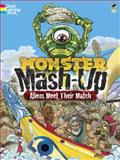 MONSTER MASH-Up--Aliens Meet Their Match, George Toufexis, 0486489493