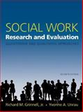 Social Work Research and Evaluation : Quantitative and Qualitative Approaches, , 0195179498