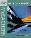 Macroeconomics : A Contemporary Introduction Wall Street Journal Edition with X-tra!, McEachern, William A., 0324179499