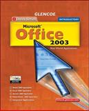 Microsoft Office 2003, Schultz, C. Jacqueline and Wooldridge, Linda, 0078659493