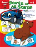 Sorts of All Sorts, The Mailbox Books Staff, 156234949X