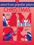 American Popular Piano - Christmas, Christopher Norton, 1897379498