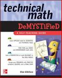 Technical Math Demystified, Gibilisco, Stan, 0071459499