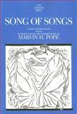 Song of Songs, Pope, Marvin H., 0300139497