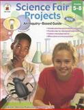 Science Fair Projects, Pamela J. Galus, 0887249493