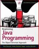 Beginning Java Programming 1st Edition