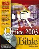 Office 2003 Bible, Edward C. Willett, 0764539493