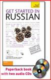 Get Started in Russian with Two Audio CDs: A Teach Yourself Guide, Farmer, Rachel, 0071739491