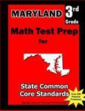 Maryland 3rd Grade Math Test Prep, Teachers Treasures, 1482039494