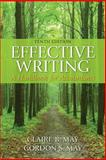 Effective Writing : A Handbook for Accountants, May, Claire B. and May, Gordon S., 0133579492