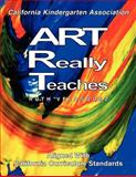 Art Really Teaches 9781436389501