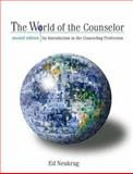 The World of a Counselor : An Introduction to the Counseling Profession, Neukrug, Edward S., 0534549500
