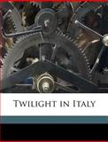Twilight in Italy, D. H. Lawrence, 1149579501