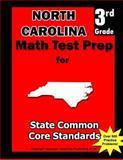 North Carolina 3rd Grade Math Test Prep, Teachers Treasures, 1482039508