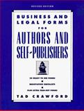 Business and Legal Forms for Authors and Self-Publishers, Tad Crawford, 1880559501