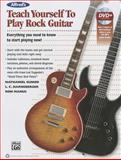 Alfred's Teach Yourself Rock Guitar, Nathaniel Gunod and L. C. Harnsberger, 0739099507