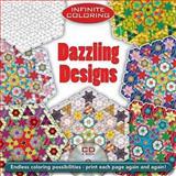 Infinite Coloring Dazzling Designs, Koichi Sato, 0486469506