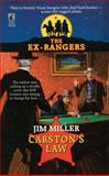 Carston's Law (exrangers 9), Jim Miller, 1501109502