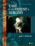 Alexander's Care of the Patient in Surgery, 14e and Tighe: Instrumentation for the Operating Room, 7e Package, Rothrock, Jane C. and Tighe, Shirley M., 0323099505