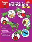 Preschool Transitions Cards, The Mailbox Books Staff, 1562349503