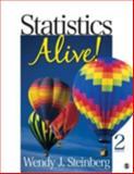 Statistics Alive!, Steinberg, Wendy J., 141297951X
