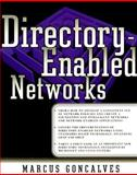 Directory Enabled Networks, Goncalves, Marcus, 0071349510