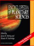 Encyclopedia of Planetary Sciences, , 0412069512